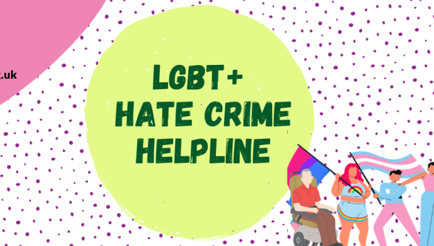 Victim Support (Hate Crime Helpline)
